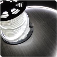 20 м песочные часы Белые Водонепроницаемые светодио дный Гибкая неоновая трубка квадратный 16x16 мм anti UV 120SMD/M Топвью мягкий неоновый flex полос