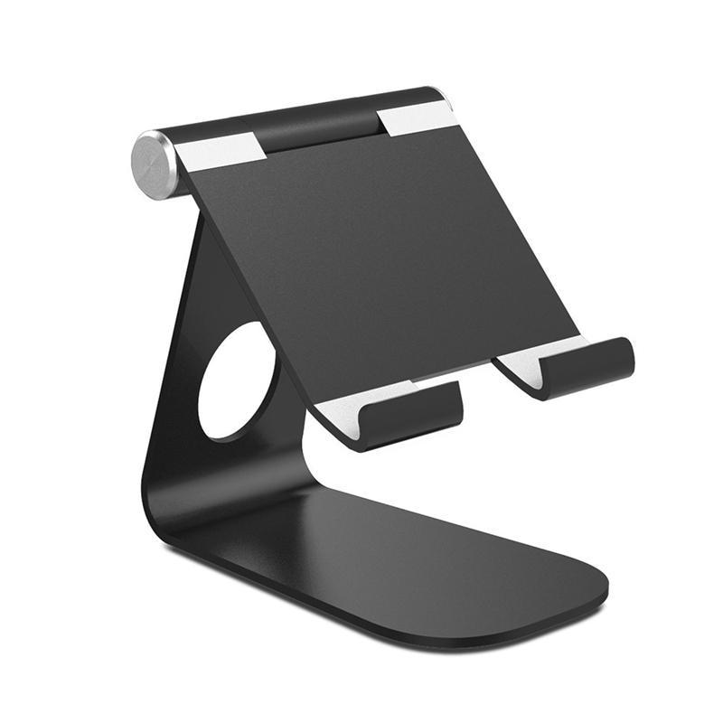 270 градусов Регулируемый алюминиевый сплав держатель для планшета ПК противоскользящая Базовая Подставка для Ipad Tablet Аксессуары