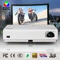 À procura de distribuidor China mini projetor inteligente Bluetooth WI-FI HD projetor Para O Telefone Móvel de Smartphones Fábrica de Home Theater