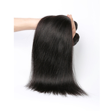 Prom Queen Malaysian Straight Hair Bundles 3PC 100% Human Remy Hair Weave Bundles Natural Black Salon Bundles Hair Shipping Free