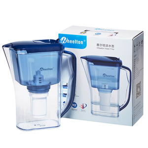 Image 5 - Wheelton Household and Picnic Dual Filter Kettle and Attach extra 3  cartridge Water Filter Water Purifier Brita Free Shipping