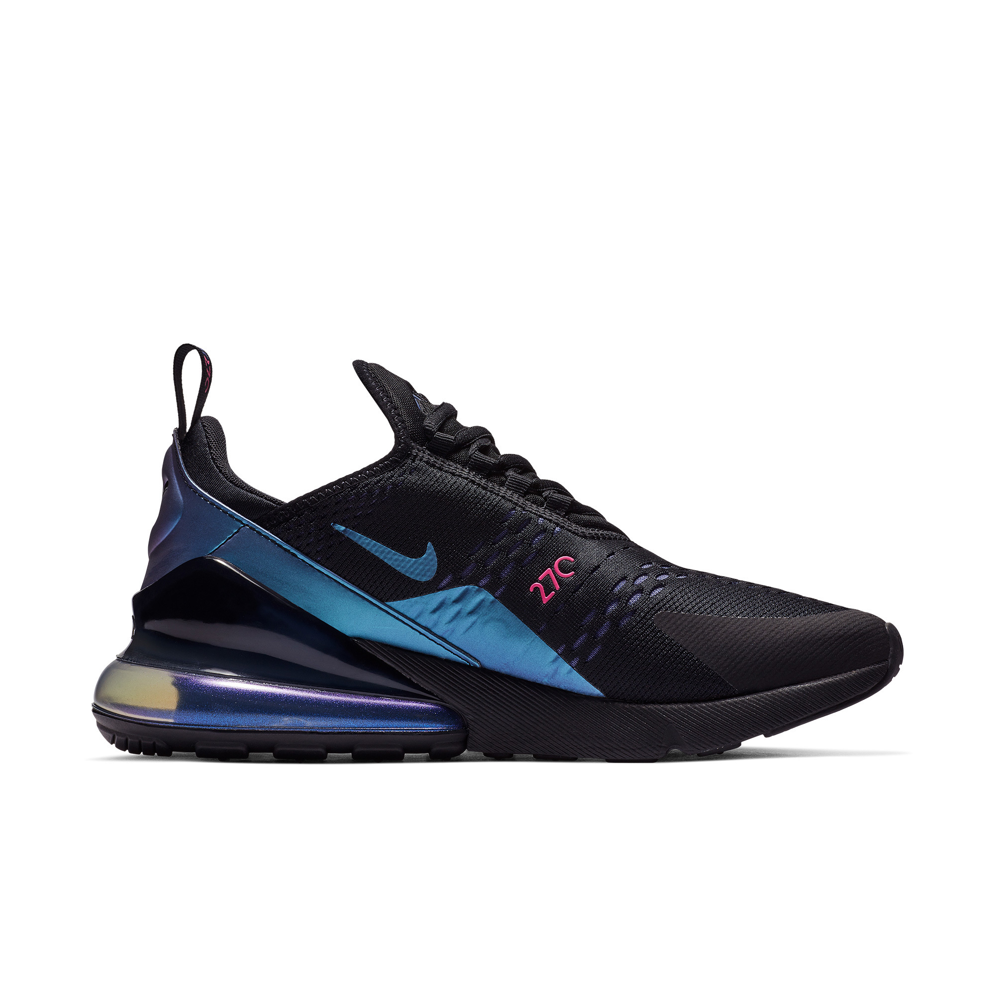 NIKE AIR MAX 270 Original Men Running Shoes Outdoor Sports Travel Shock Absorption Sneakers AH8050 in Running Shoes from Sports Entertainment