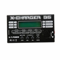 G.T.Power B606 LCD Display RC Battery Intelligent Charger For 1 6S LiPO/Li ION/LiFE 1 15S NiCD/NiMH RC Battery RC Tools