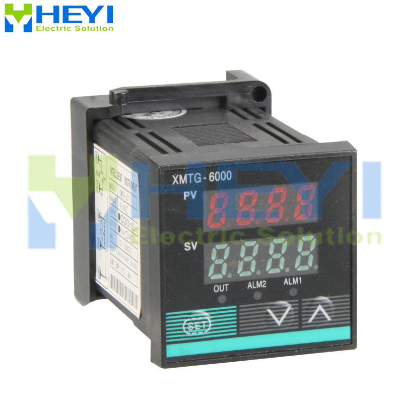 XMTG-6000 Series Temperature Controller Can Add Many Functions Such As Alarm Function (please Contact Customer Service)