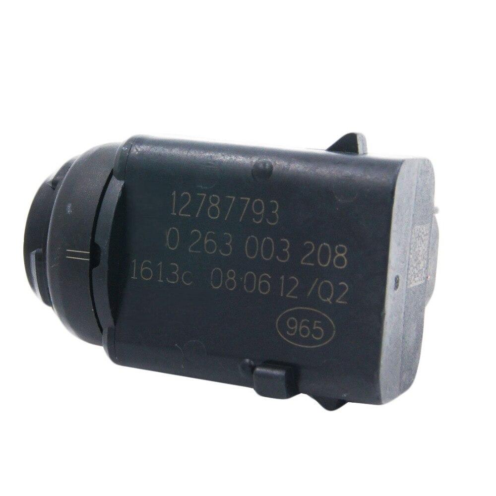 Nuevo Sensor de aparcamiento PDC inversa 12787793 0263003208 asistencia de aparcamiento para Opel Ford 0263003172 6238242 93172012 5HX08TZZAA