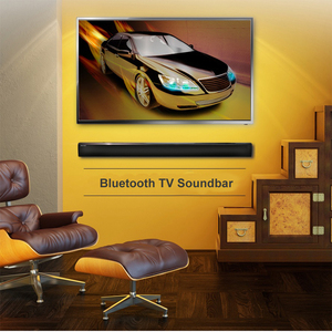 Image 5 - LONPOO Home cinéma 40W Bluetooth barre de son TV AUX optique Bluetooth barre de son haut parleurs basse barre de son haut parleur pour TV