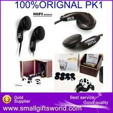 100% oryginalny Yuin PK1 wysokiej jakości Hifi gorączka profesjonalne słuchawki douszne