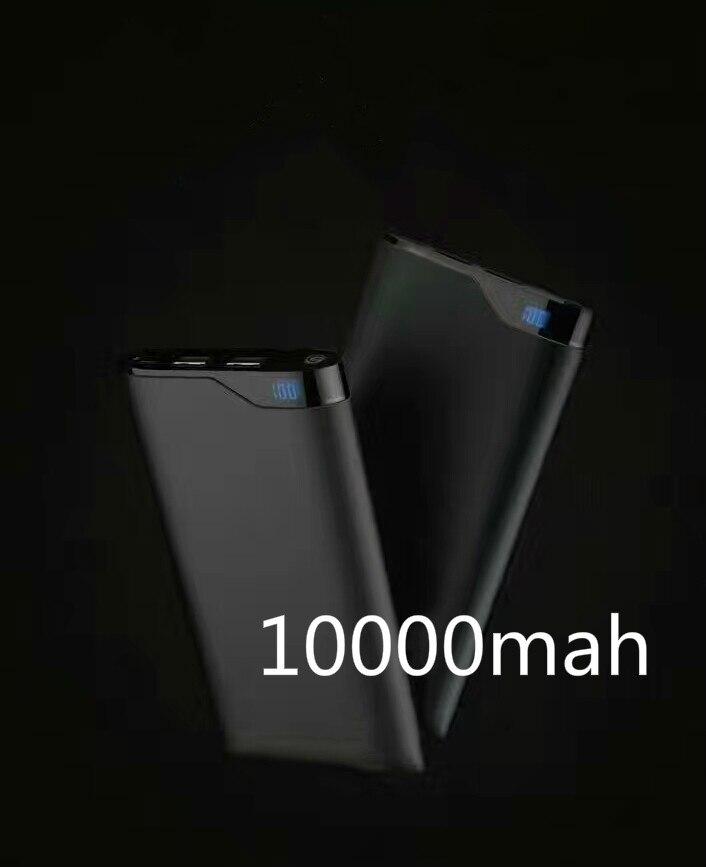 Новый 10000 мАч ЖК-дисплей цифровой Дисплей Портативный Запасные Аккумуляторы для телефонов Зарядное устройство Внешний Батарея Быстрая зар…