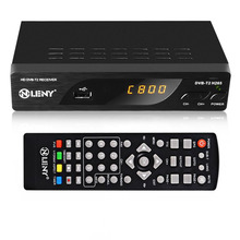 Set Top Boxes Full HD 1080P High Definition Digital Terrestrial Receiver USB2.0 Port with PVR Function and External HDD TV Box