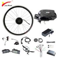 36V 350W Electric Bike Kit for 20 26 700C 28 29 Wheel Motor Frog Battery LED LCD Ebike e bike Electric Bike Conversion Kit