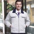 O ENVIO GRATUITO de moda casaco casaco de trabalho engenheiro de qualidade desgaste do trabalho ferramental desgaste do trabalho forro de camada dupla ac909j