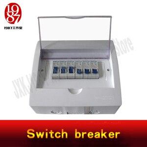 Image 2 - Rekwizyt do pokoju zagadek wyłącznik jxkj1987 przekręć przełącznik w odpowiednią pozycję, aby odblokować i uciec z komory poszukiwawczej
