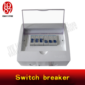 Image 2 - escape room game prop switch breaker jxkj1987 turn the switch to right position to unlock and escape adventurer chamber room
