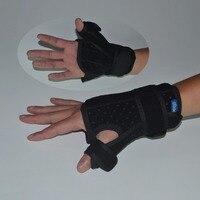 Free Shipping 1 Pcs Composite Wrist Thumb Wrist Sprain Scaphoid Fracture Fixation Sheath Carpal Tunnel Syndrome