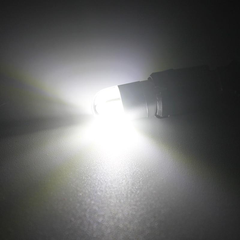 Autós stílusú W5W LED T10 3030 2SMD automatikus lámpák 168 194 - Autó világítás - Fénykép 4