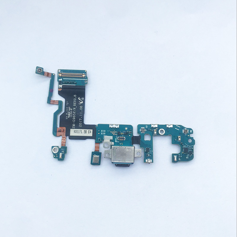 Image 5 - 5pcs Dock Connector Charging Port Flex Cable For Samsung Galaxy S6 edge S7 S7 edge S8 plus G955F S9 plus G965F Flex Cable Ribbon-in Mobile Phone Flex Cables from Cellphones & Telecommunications on