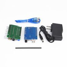 Good Quality New 4-axis Servo Control Assembling Kit for Learning DIY Maker Education Tool dhl ems brand new for good quality servo good quality hc mfs73bk
