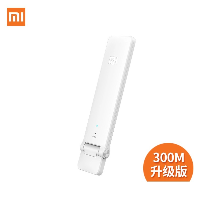 Original xiaomi USB WIFI signal booster Wireless Repeater Amplifier Universal 300Mbps signal extender Home office phone popular