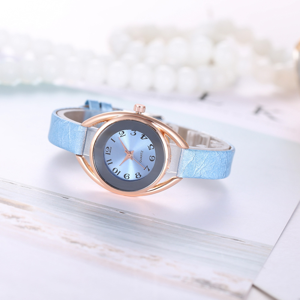 купить New 2018 Fashion Quartz Watch Women Watches Ladies Wristwatch For Women Female Clock