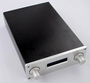 새로운 dac 알루미늄 섀시/가정용 오디오 앰프 케이스 (크기 275*190*65mm)