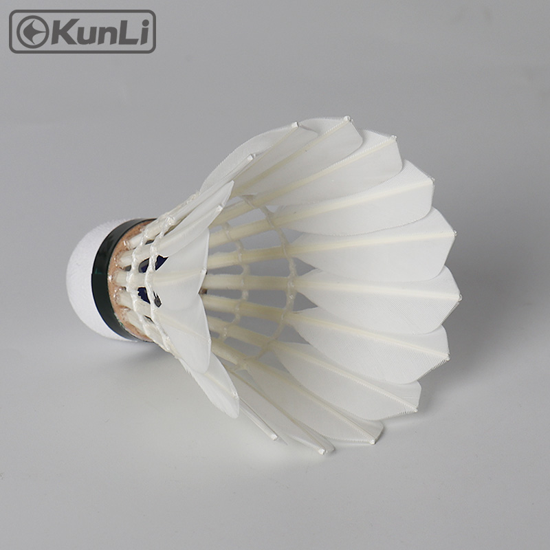 Kunli badminton shuttlecocks KL-Silver Toppbetyg Cigu - Sport racketar - Foto 5