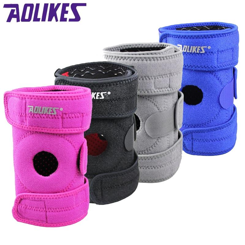 AOLIKES 1 par jastučića za koljena za biciklističko planinarenje - Sportska odjeća i pribor - Foto 3