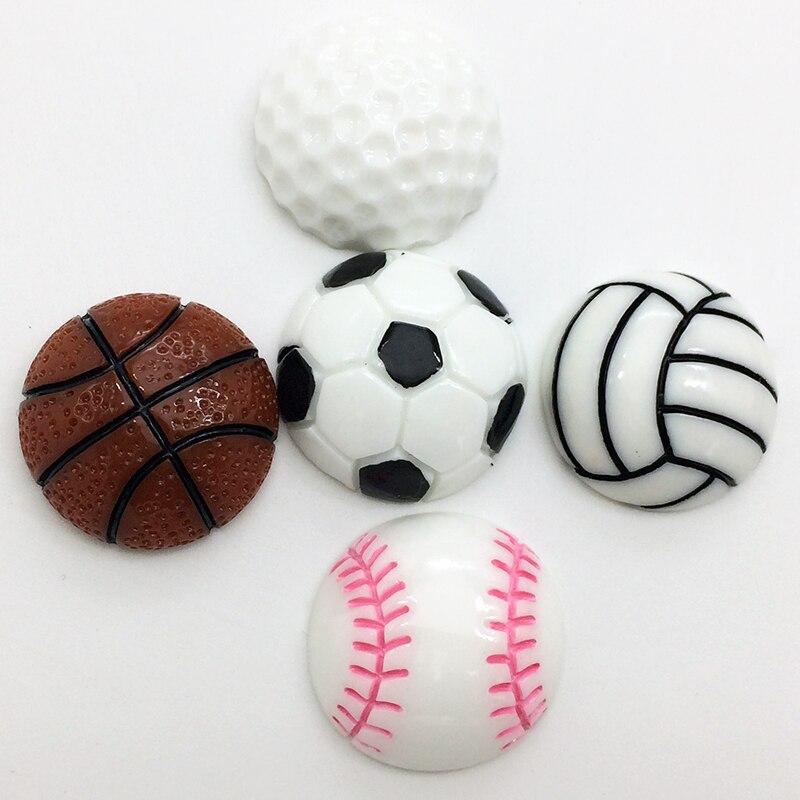 Volleyball Resin Sports Ball Holder Soccer Football