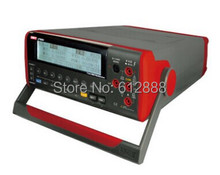UNI-T UT805A Bench Top Digital Multimeter Volt Amp Ohm Capacitance Hz Tester uni t ut803 ut 803 bench top digital multimeter volt amp ohm capacitance temp tester