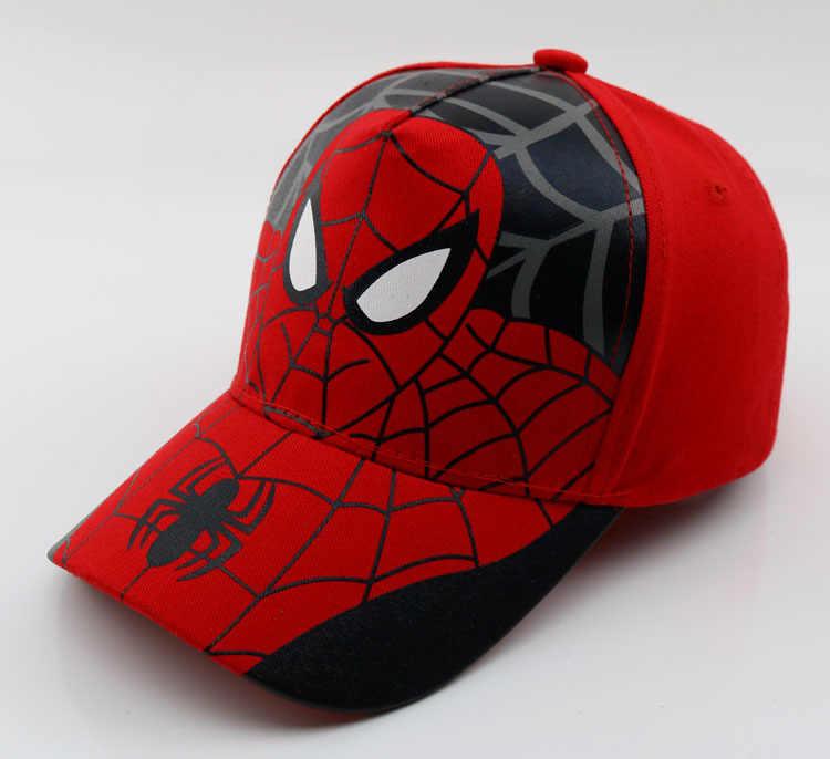 2019 Baby boy girl czapki nowy nadruk kreskówkowy dziecko haft bawełna czapki baseballowe dzieci chłopiec dziewczyna czapka hip-hopowa dzieci Snapback