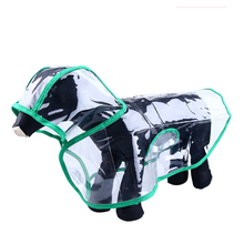 Dogs Rain Cover Jacket
