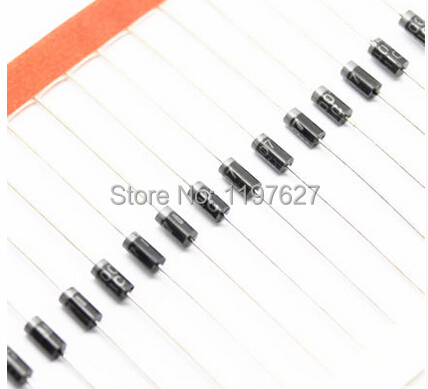 100pcs/LOT 1N4007  IN4007 1A 1000V Rectifier Diode Electronics Ic Kit In Stock