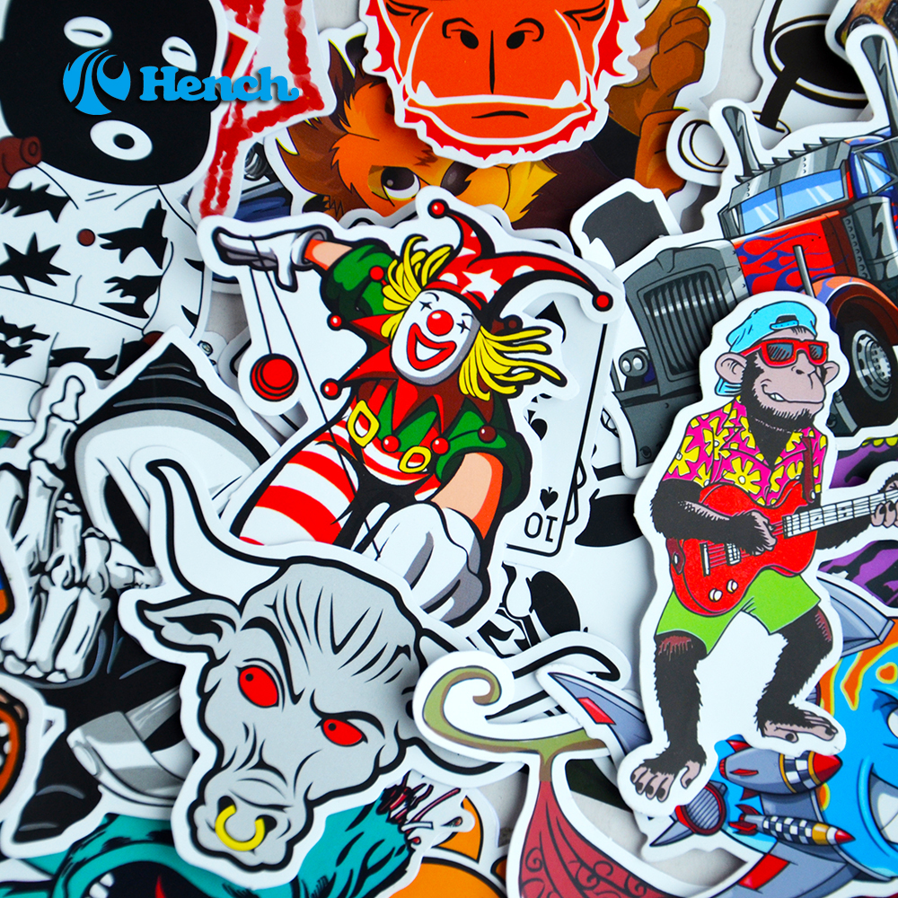 Sticker design for car online - 100 Car Styling Jdm Decal Stickers For Graffiti Car Covers Skateboard Snowboard Motorcycle Bike Laptop Sticker Bomb Accessories