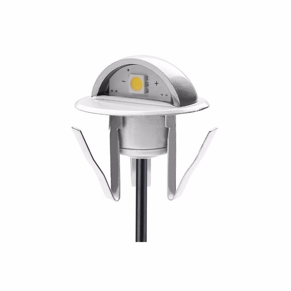 Мода Палуба Шаг Освещение теплый белый (2800 К-3200 К), холодный белый (6000 К-6500 К), синий, RGB LED настенный Декор лестница света лампы B106A