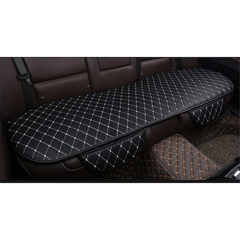 Seat-Cushion Embroidery Car-Seat Universal New Backrest Without Tied Slip-Free High-End
