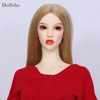 Dollshe DS Аманда красота 26F классический bjd sd кукла 1/3 средства ухода за кожей модель обувь для девочек oueneifs высокое качество смолы игрушки