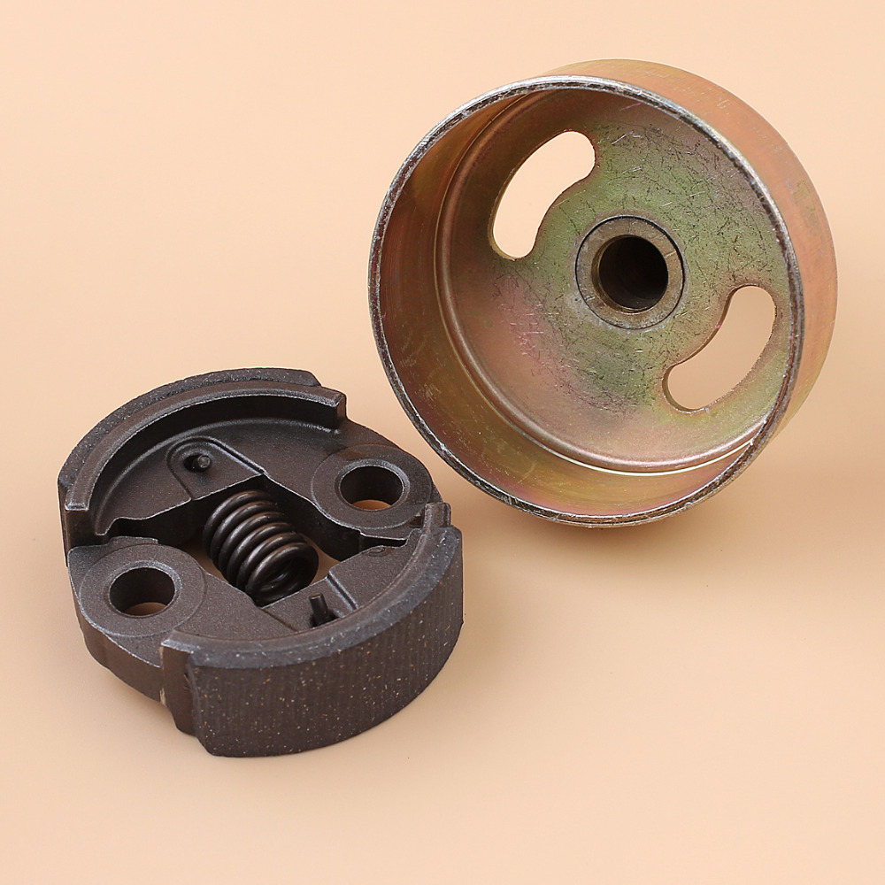 Clutch Assy Pinion Drum Drive Bell Kit Fit Honda GX25 25cc Engine Motor Trimmer