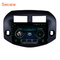 Seicane 2Din Multimedia Player Android 8.1 10.1 Inch GPS Car Radio For 2007 2008 2009 2010 2011 Toyota RAV4 Auto Stereo Wifi 3G