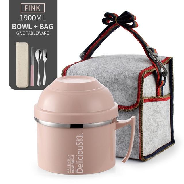 Pink Set Cheap bento boxes 5c6479e2eec07