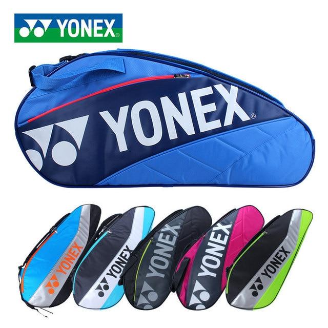 2017 Yonex Bag 5523ex Professional One Two Shoulder Backpack Badminton For 3 6pcs