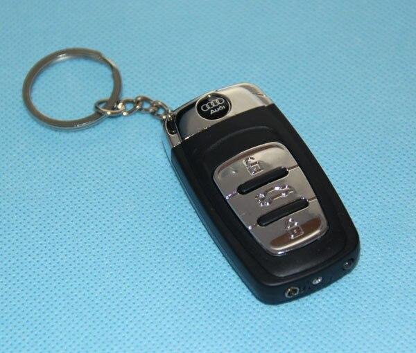 Free Shipping Fashion 1 1 Design Audi Car Key Lighter