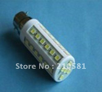 Free Shipping,Wholesale,6W, E27/E14/B22 LED corn bulb light ,85-265V AC, 41pcs 5050 LEDs,high quqlity,warranty 12 Months