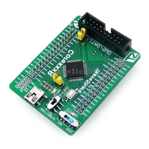 STM32F103 STM32F103VET6 ARM Cortex-M3 STM32 Development Board Core103R Kit