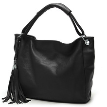 Luxe Femmes Designer En Cuir Sacs À Main Dames Noir Épaule Sac Organiser Sling Sac Fourre-Tout de Haute Qualité Sac de Marque sac à main femme