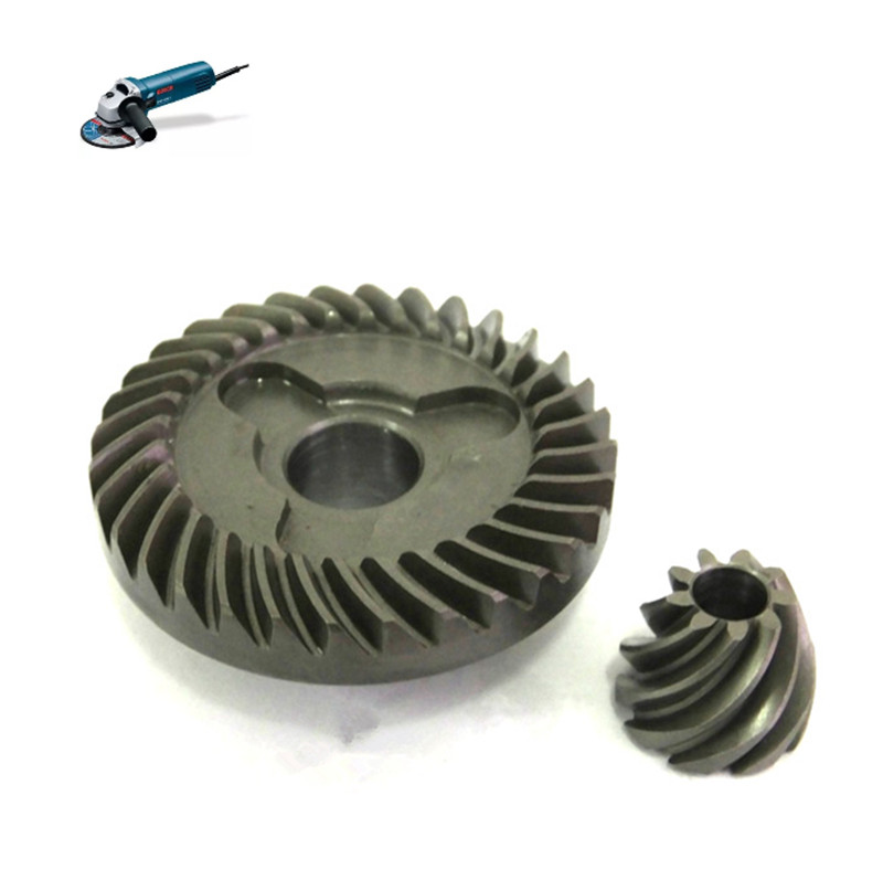 цена на Crown Spiral Bevel Gear Metal Gear Replacement for BOSCH 2609110150 GWS580 GWS600 GWS660 GWS780C GWS850C GWS5-100 Angle Grinder