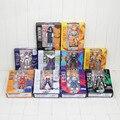 Kai SHF Figuarts Dragon Ball Z Goku Vegeta Trunks Piccolo Celular Krilin Acción PVC juguetes Figuras