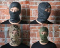 Motorcycle Cycling Neck Outdoor Camo Balaclava Protection Full Face Mask Hat Cap Helmet Hot