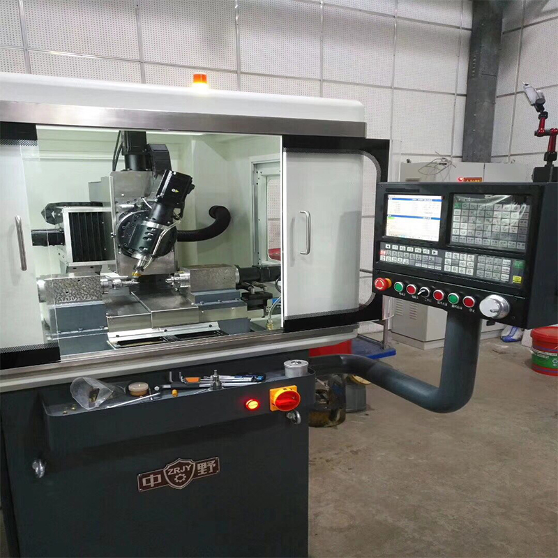 high quality GH-1000MC with PLC ladder Original the best choice for retrofitting full English 4 axis CNC milling controller