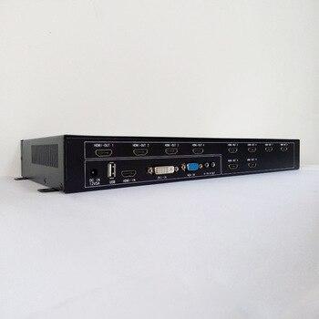 DIY 3x3 hdmi tv video wall controller 2