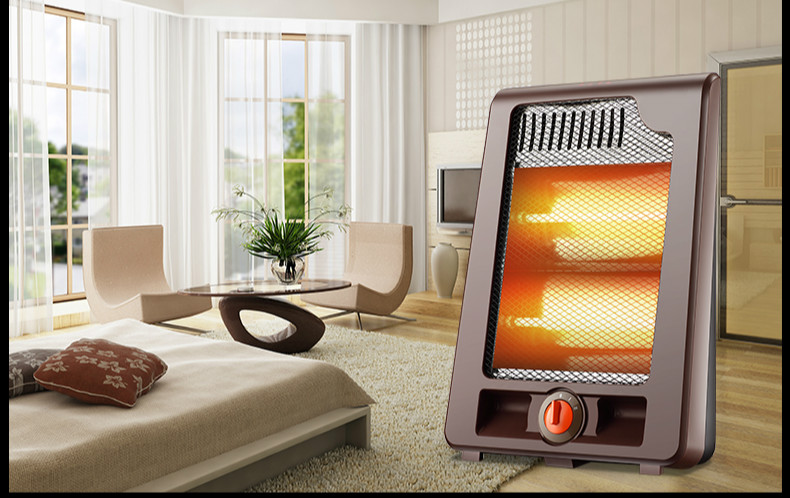 Electric heater appliances mute Infrareds