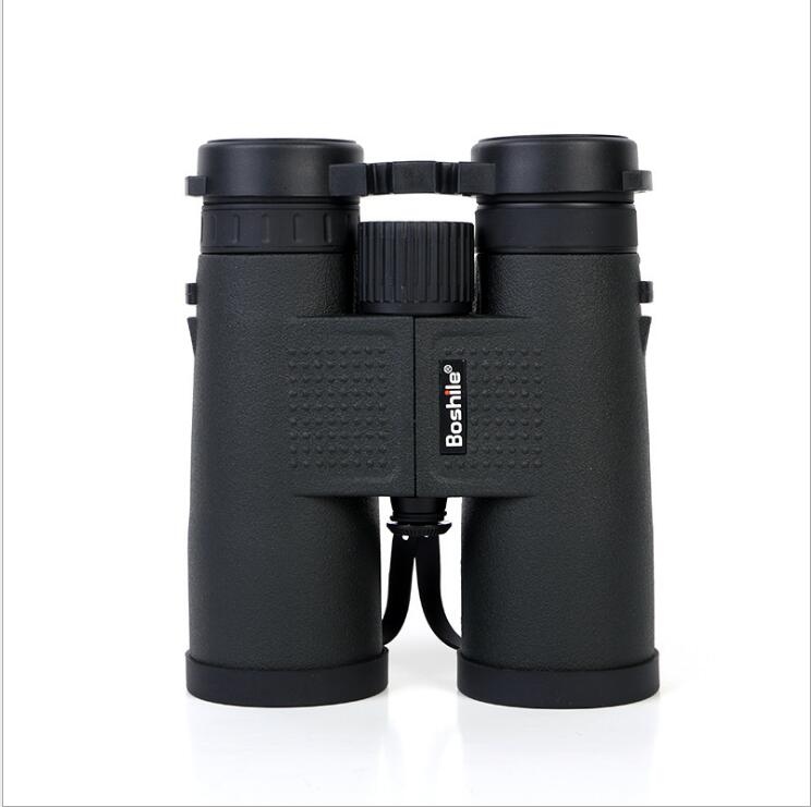 High Quality 10x42 Binoculars Military Professional Waterproof Long Range Hunting Telescope Zoom Eyepiece Green Film Binoculars цена